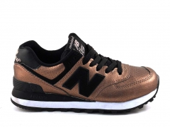 New Balance 574 Bronze/Black