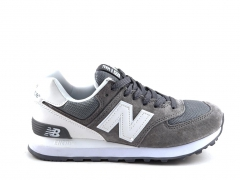 New Balance 574 Grey/White/Small NB19