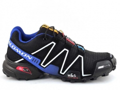 Salomon Speedcross 3 Black/Blue S19
