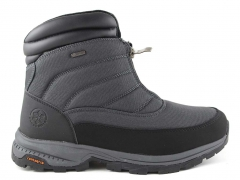 Ботинки Baas Boots Keepwarm Grey (с мехом)