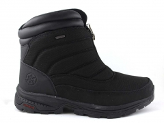 Ботинки Baas Boots Keepwarm Black (с мехом)