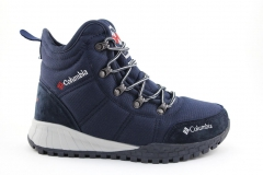 Ботинки Columbia Fairbanks Dark Blue (с мехом)