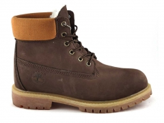 Timberland 6-inch Brown A19 (натур.мех)