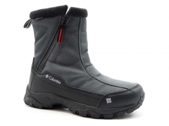 Дутики Columbia Waterproof Dark Grey