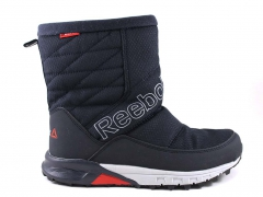 Дутики Reebok Waterproof Navy (с мехом)