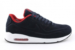 Nike Air Max 90 VT Dark Blue (с мехом)