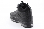 Nike Air Max 97 Mid Black (с мехом)