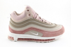 Nike Air Max 97 Mid Particle Rose (с мехом)