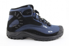 Salomon SoftShell Mid Thermo Dark Blue