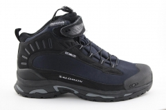 Salomon SoftShell Mid Thermo Navy