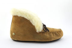 UGG Alena Slipper Chestnut (с мехом)