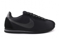 Nike Cortez All Black