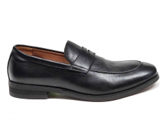 Loro Piana Loafer City Walk Black Leather LP07