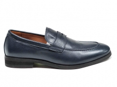 Loro Piana Loafer City Walk Navy Leather LP08