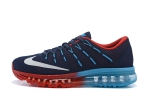 Nike Air Max 2016 blue/red