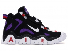 Nike Air Barrage Black/White/Grape/Red