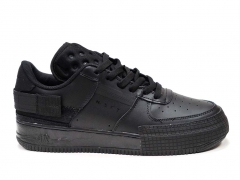 Nike Air Force 1 Low Type Triple Black