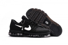 Nike Air Max 2017 black/white/black