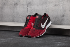Nike Flyknit Racer Black/Red