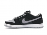 Nike SB Dunk Low J-Pack Shadow Black/Grey