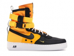 Nike Special Field Air Force 1 Black/Laser Orange