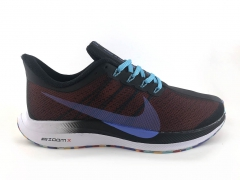 Nike Zoom Pegasus 35 Turbo Black/Blue/Burgundy