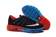 Nike Air Max 2016 blue/red men