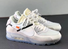 Nike Air Max 90 x Off-White Ice
