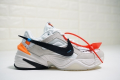 Nike M2K Tekno x Off-White Phantom