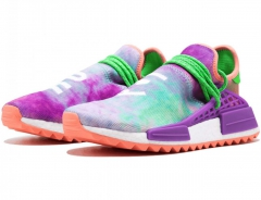 Adidas x Pharrell Williams Human Race NMD Holi Chalk/Coral