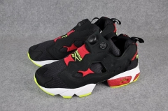 Reebok Insta Pump Fury Black/Red/Yellow