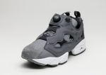 Reebok Insta Pump Fury Tech Black/Solid Grey