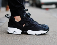 Reebok Insta Pump Fury Black/White