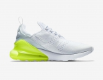 Nike Air Max 270 White/Volt