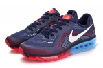 Nike Air Max 2014 dark blue/red