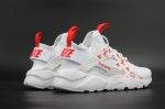 Nike Air Huarache Ultra x Supreme x LV White