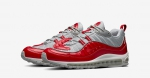 "Nike Air Max 98 x Supreme ""Red"""