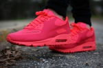 Nike Air Max 90 Hyperfuse raspberry