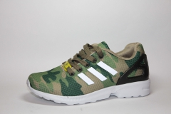Adidas ZX Flux Camo/Black/White