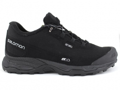 Salomon Shelter Spikes Thermo Black