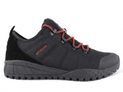 Columbia Thermo Waterproof Mid Black/Red